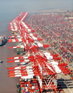 intermodal port